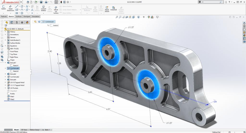 SOLIDWORKS-3D-CAD-3DEXPERIENCE abonnement cloud
