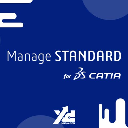 Solutions CATIA 3DEXPERIENCE XDI Manage