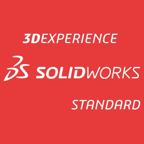 3DEXPERIENCE SOLIDWORKS Standard cloud